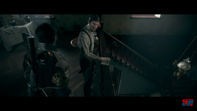 Screenshot - The Order: 1886 (PlayStation4) 92499872
