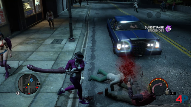 Screenshot - Saints Row: The Third (PC)
