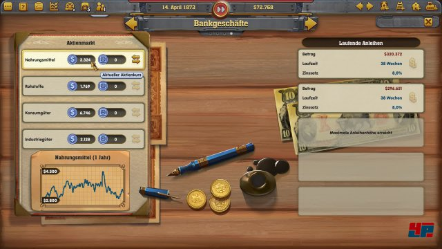 Screenshot - Railway Empire (PC) 92559380
