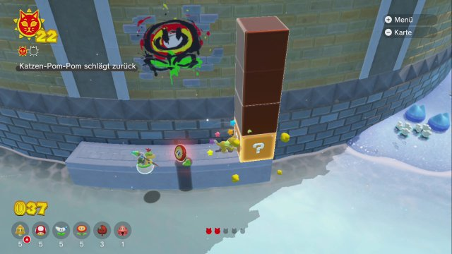 Screenshot - Super Mario 3D World   Bowser's Fury (Switch) 92634400