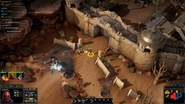 Screenshot - Gray Zone (PC)
