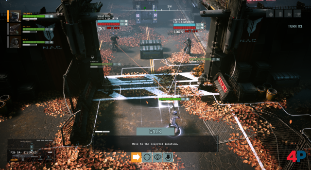 Screenshot - Corruption 2029 (PC)
