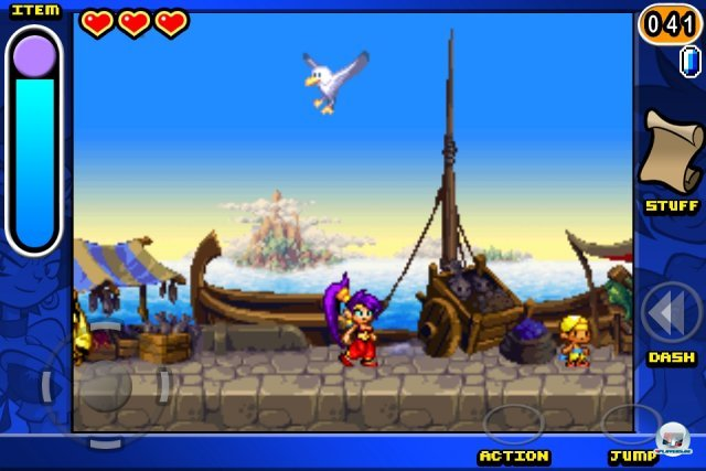 Screenshot - Shantae: Risky's Revenge (iPhone) 2283812