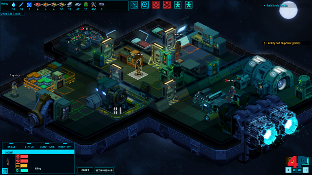 Screenshot - Space Haven (PC) 92613290
