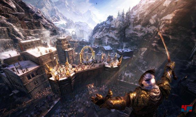 Je nachdem, wer der neue Overlord ist, ändern sich Aussehen und Effektivität der Festung.