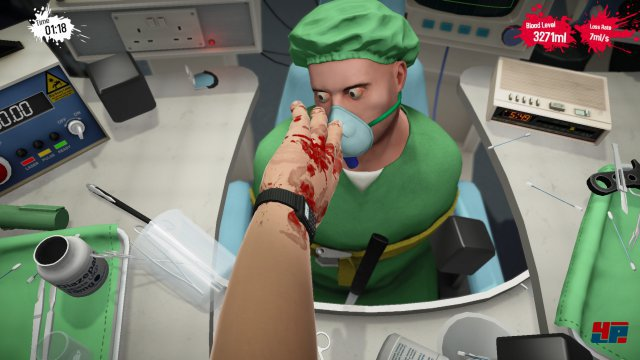 Screenshot - Surgeon Simulator 2013 (PC) 92526882