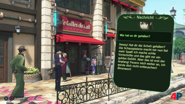 Screenshot - Sakura Wars (PS4) 92612276