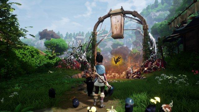 Screenshot - Kena: Bridge of Spirits (PlayStation5) 92649933