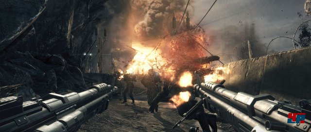 Screenshot - Wolfenstein: The New Order (PC) 92477624