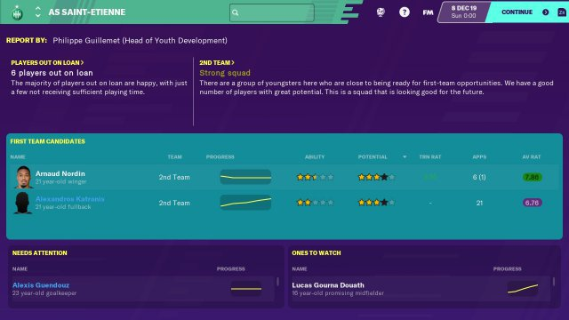 Screenshot - Football Manager 2021 (Switch) 92631082