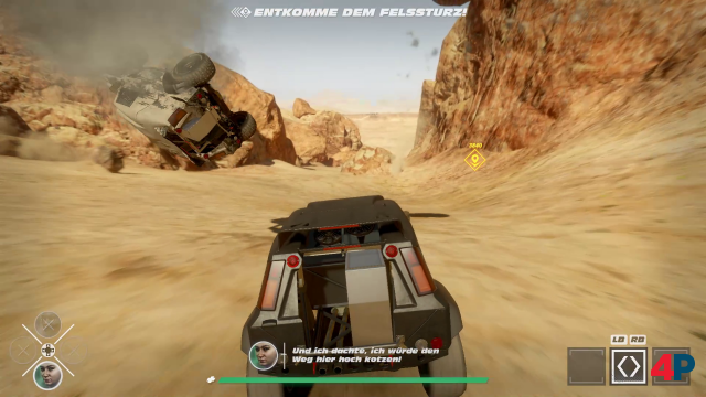 Screenshot - Fast & Furious Crossroads (PC, PS4, One)