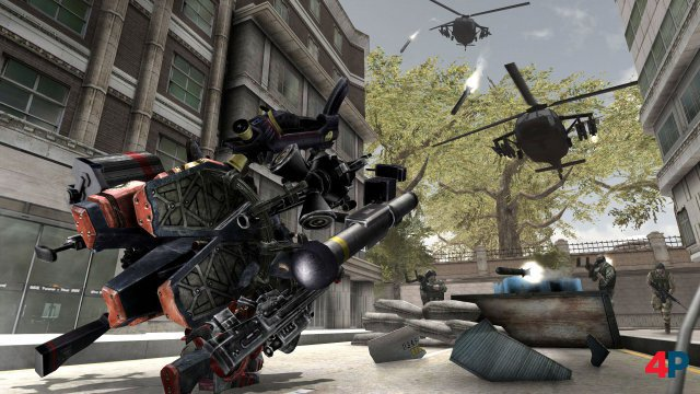 Screenshot - Metal Wolf Chaos XD (PC)