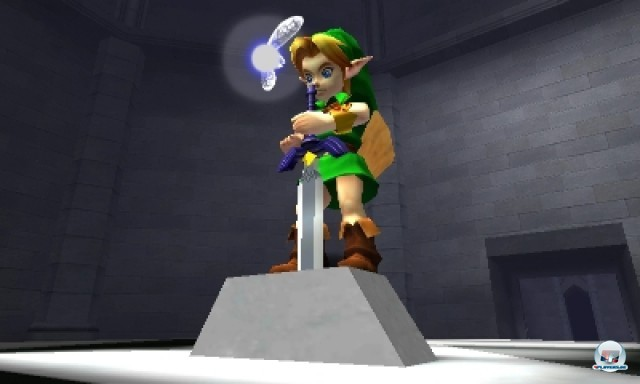 Screenshot - The Legend of Zelda: Ocarina of Time 3D (NDS) 2216989