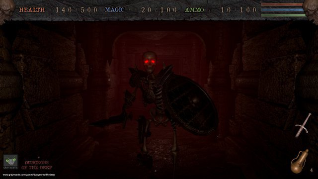 Screenshot - Dungeons of the Deep (PC) 92633254