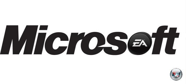 <b>Microsoft</b><br><br>Seit Scherzkeks Bill Gates aufgehört hat, macht das Arbeiten dort sicher keinen Spaß mehr. Zeit für EA-Schabernack! 1762098