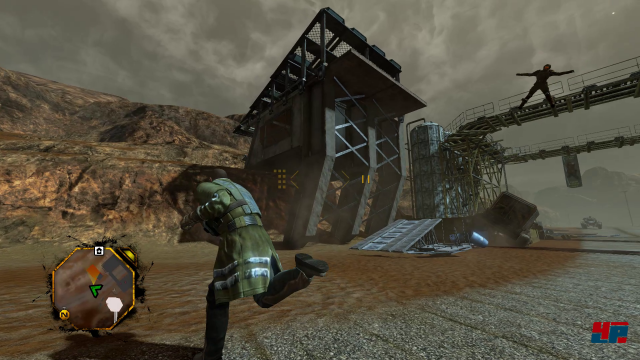 Screenshot - Red Faction: Guerrilla (PC) 92568683
