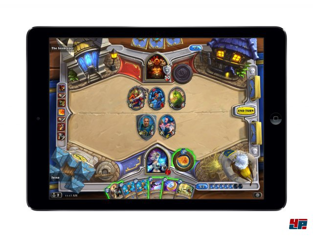 Screenshot - Hearthstone: Heroes of Warcraft (iPad) 92480792