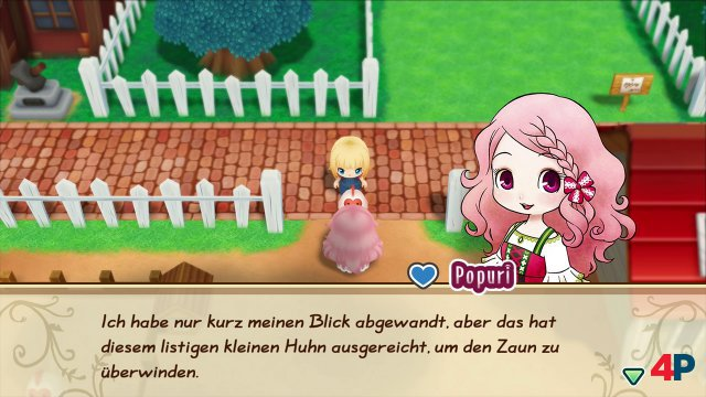 Screenshot - Story of Seasons: Friends of Mineral Town (Switch)