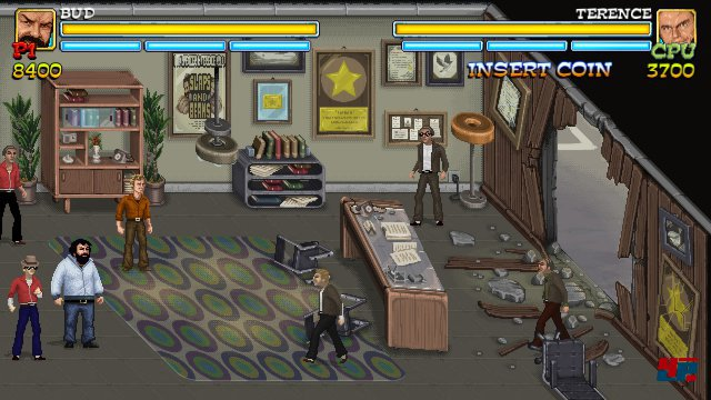 Screenshot - Bud Spencer & Terence Hill - Slaps And Beans (Linux) 92557538