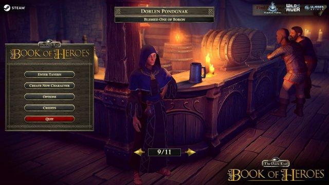 Screenshot - Das Schwarze Auge: Book of Heroes (PC) 92600698