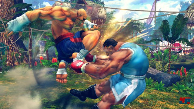 Screenshot - Ultra Street Fighter 4 (PlayStation4) 92505524