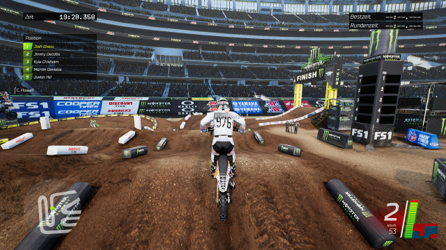 Screenshot - Monster Energy Supercross - The Official Videogame (PC) 92559948