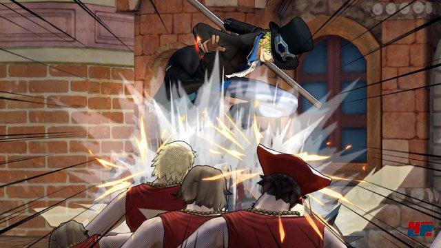 Screenshot - One Piece: Pirate Warriors 3 (PlayStation3) 92497608