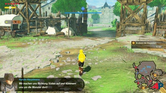 Screenshot - Hyrule Warriors: Zeit der Verheerung (Switch) 92629199