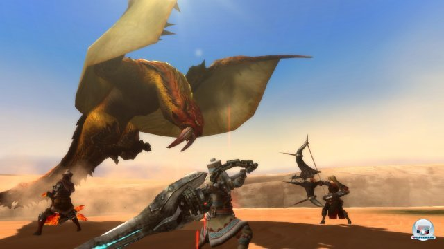 Screenshot - Monster Hunter 3 Ultimate (Wii_U) 92452282