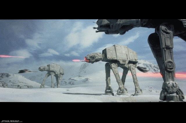Star Wars-Spiele <br><br> Hoth. Das muss eigentlich reichen. Der eisige Planet, auf dem
