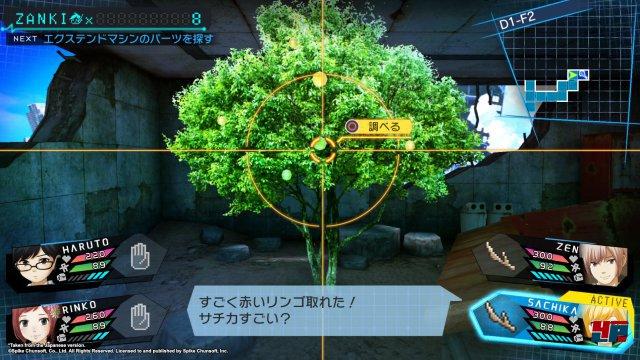 Screenshot - Zanki Zero: Last Beginning (PC)