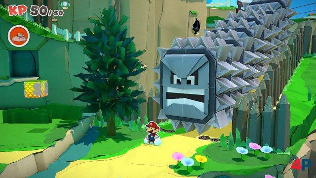 Screenshot - Paper Mario: The Origami King (Switch) 92619569