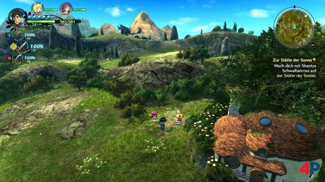 Screenshot - Ni No Kuni 2: Schicksal eines Königreichs (Switch) 92649394
