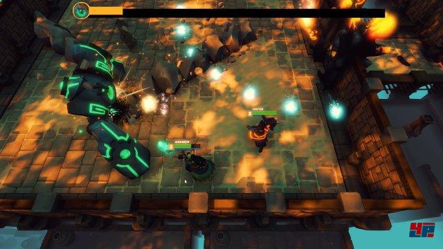 Screenshot - Boss Crushers (PC)