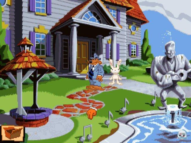 Screenshot - Sam & Max Hit the Road (PC) 92431817