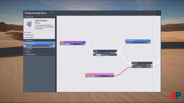Screenshot - Mechanica (PC)