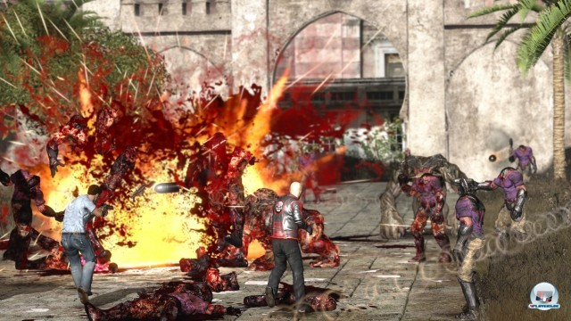 Screenshot - Serious Sam 3: BFE (PC) 2243764