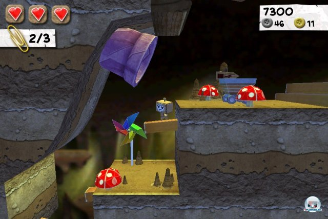 Screenshot - Paper Monsters (iPhone) 2316512