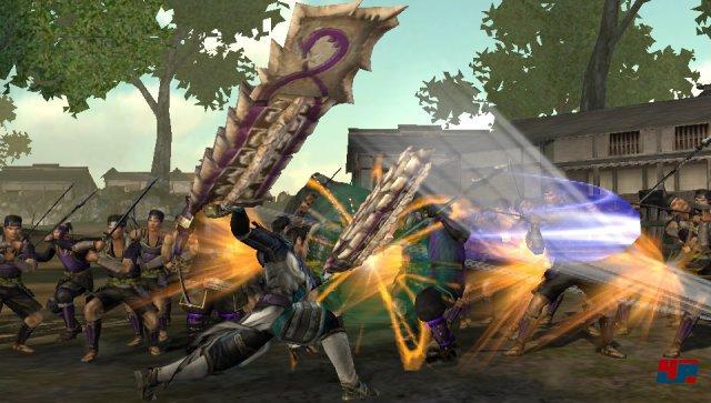 Screenshot - Samurai Warriors: Chronicles 3 (PS_Vita) 92506547