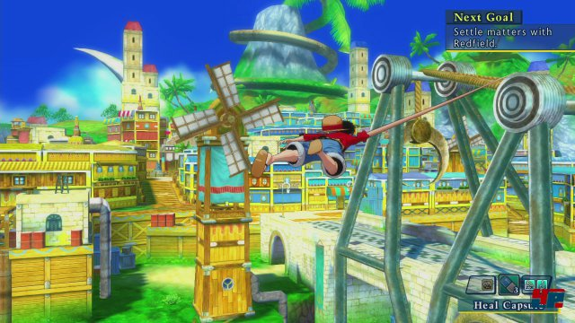 Screenshot - One Piece: Unlimited World Red (PlayStation3) 92484344