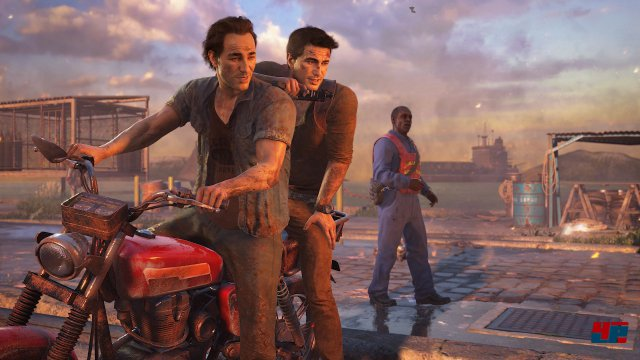 Screenshot - Uncharted 4: A Thief's End (PlayStation4) 92507775