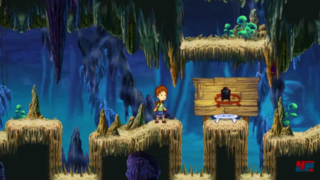 Screenshot - A Boy and his Blob (PC) 92518992