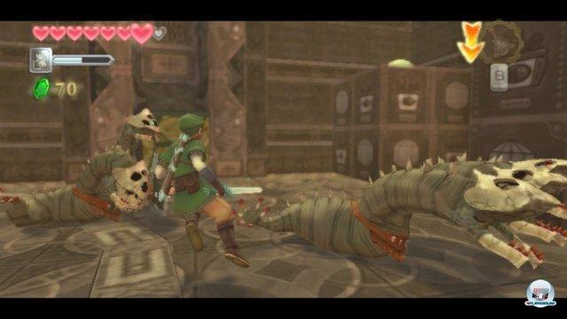 Screenshot - The Legend of Zelda: Skyward Sword (Wii) 2284122