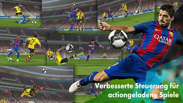 Screenshot - Pro Evolution Soccer 2017 (Android) 92545412