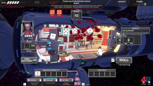Screenshot - Tharsis (Switch)