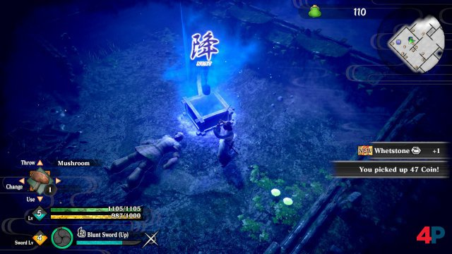 Screenshot - Katana Kami: A Way of the Samurai Story (Switch)