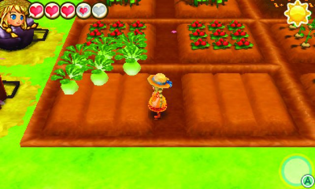 Screenshot - Story of Seasons: Trio of Towns (3DS) 92554152