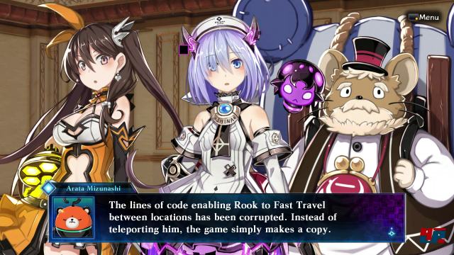 Screenshot - Death end re;Quest (PS4) 92583141