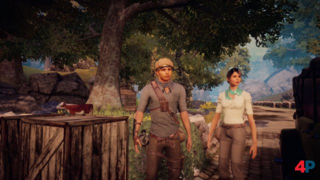 Screenshot - Adam's Venture: Origins (Switch) 92608114