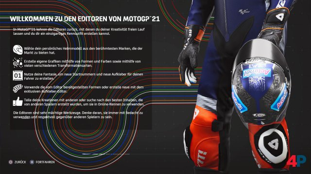 Screenshot - Moto GP 21 (PlayStation5)